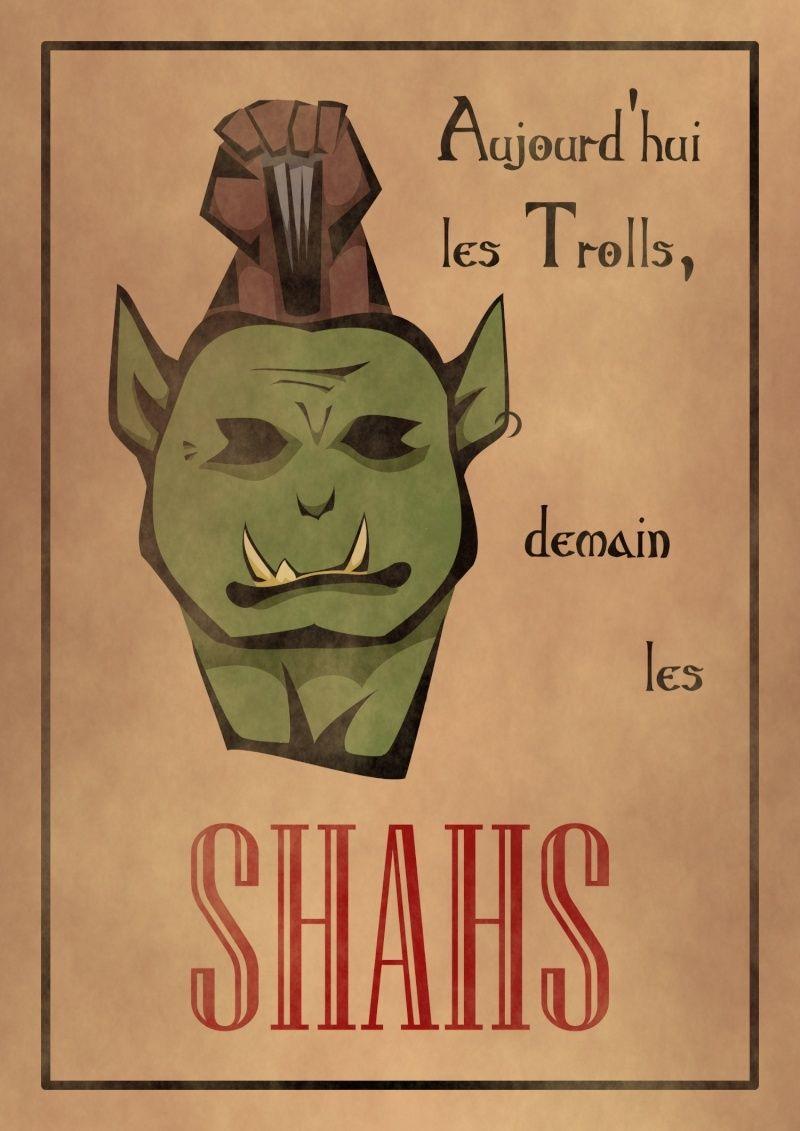 Le Souk des Shahs Troll_10