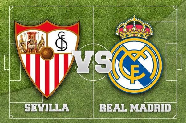 Sevilla VS Real Madrid Predik12