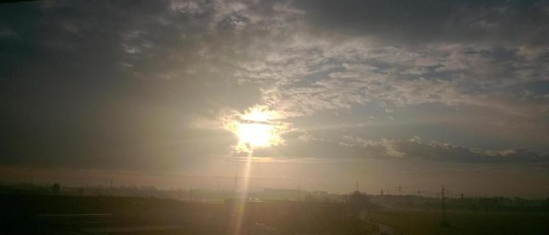 Il cielo, alba e tramonto, come li vediamo Alba210