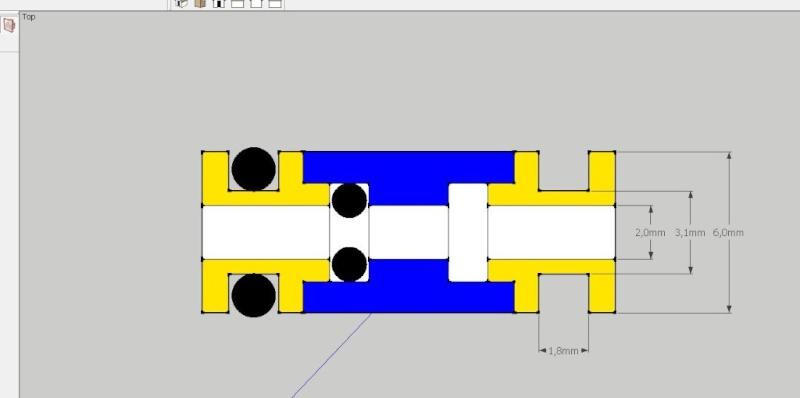 Akula 1/144 scratch build Pr10