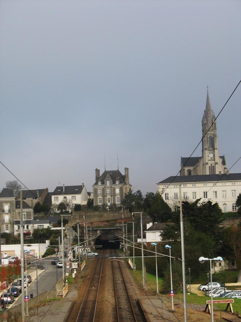 La gare de Pontchâteau Ligne Savenay-Redon-Quimper 11-pon10