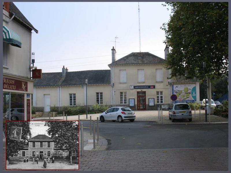 La gare de Pontchâteau Ligne Savenay-Redon-Quimper 6-diap10