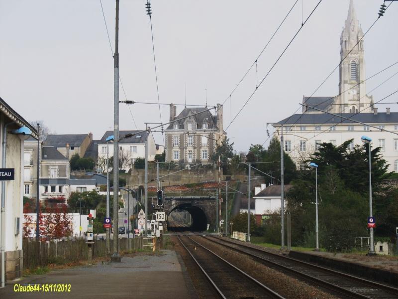 La gare de Pontchâteau Ligne Savenay-Redon-Quimper 9-pont10