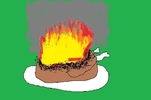 The Microsoft Paint Game Turkey10