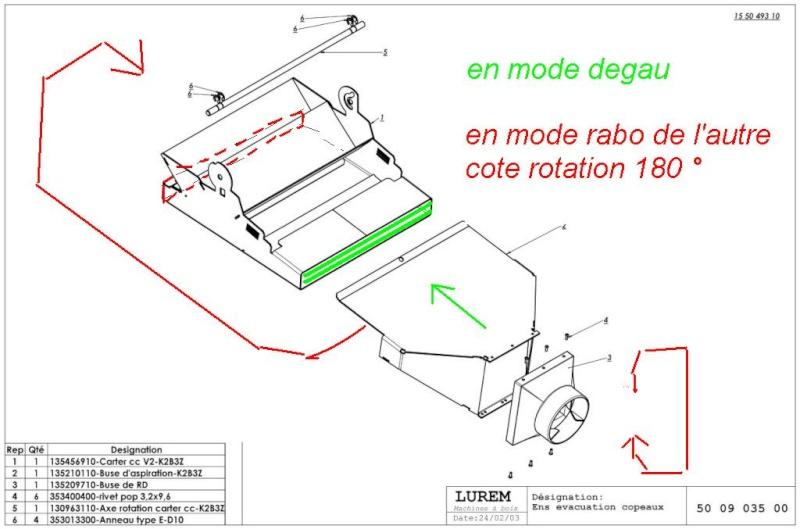 HELP! Problème d'évacuation de copeaux sur combi LUREM 310 - Page 3 Captur10