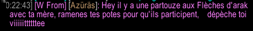 [REFUSER] Nightcall Chasseur maîtrise des bêtes 660 ivl  Dattau10