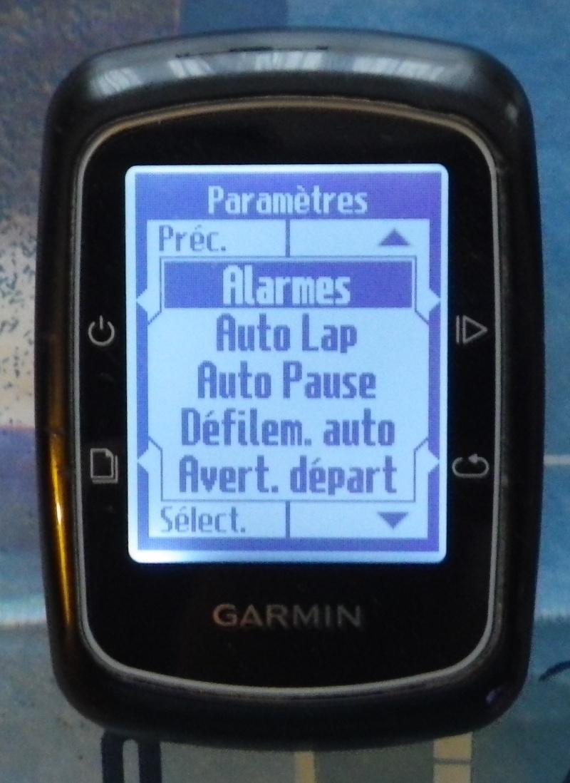 TUTO pour réglage de l'éclairage du GPS EDGE 200  Imgp2433