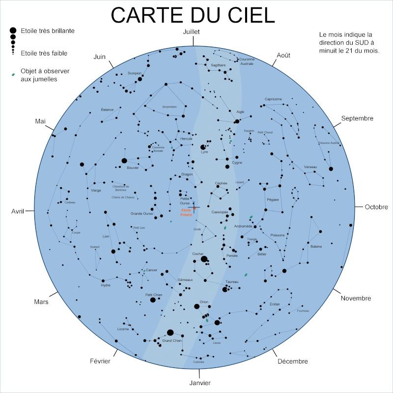 Carte du Ciel - Site de Ramillies 15052910