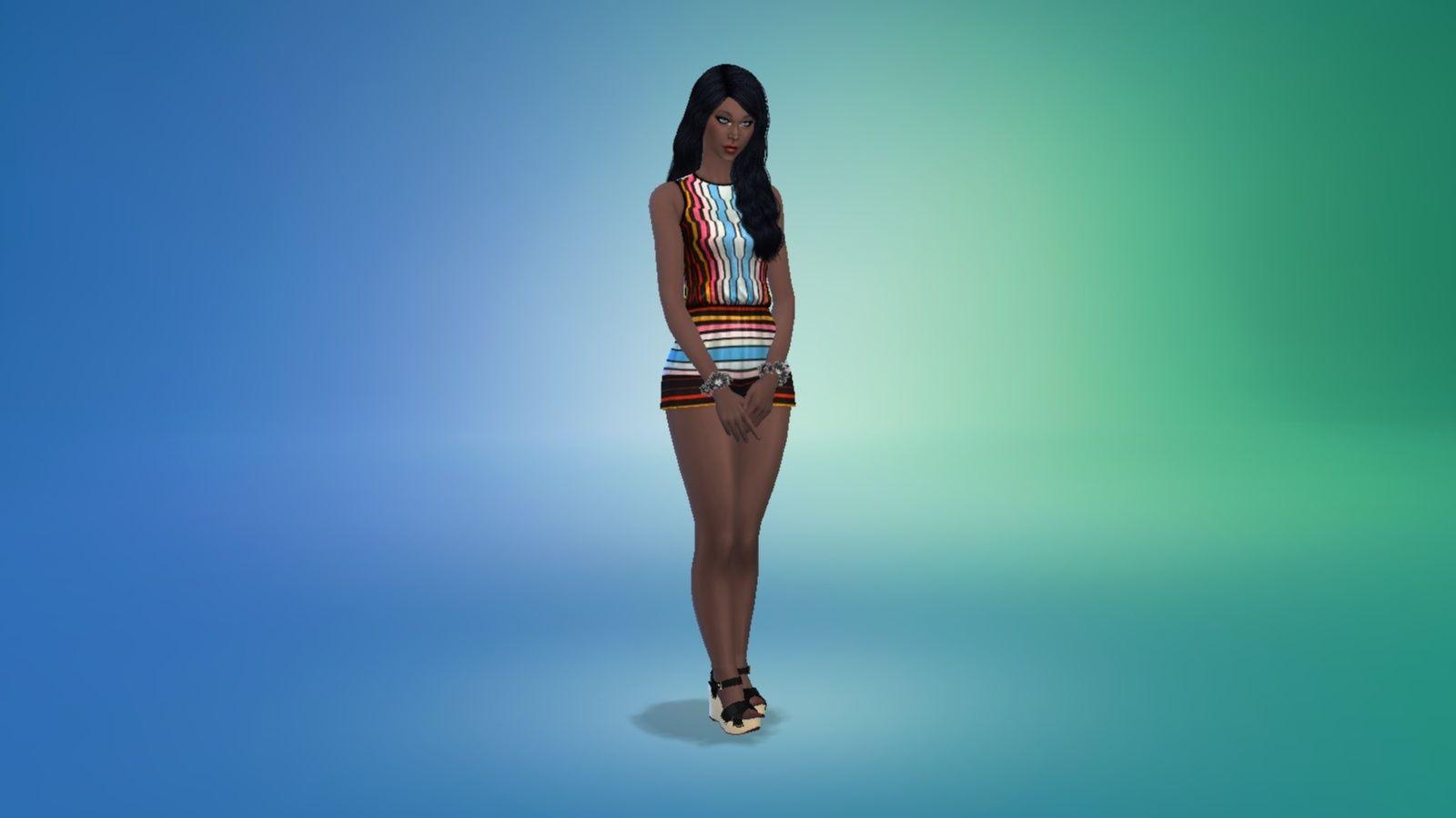 [Votes]Miss SA 2015  Tenue_10