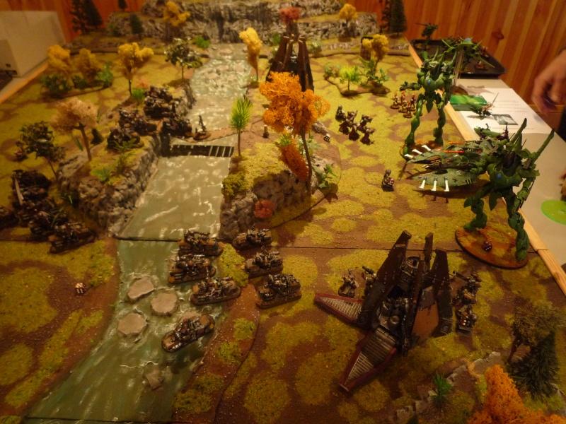 Apocalypse Angels et rapports de batailles Renard P1030813