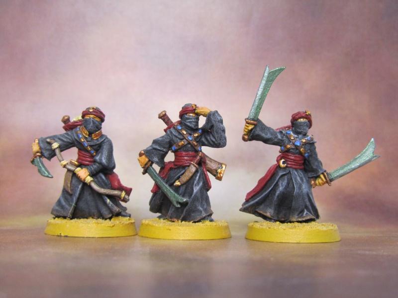 Galerie de figurines des Royaumes Déchus Gardie10