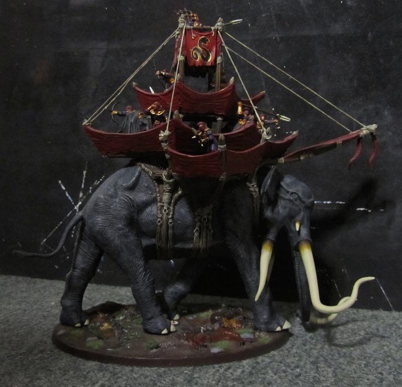 Galerie de figurines des Royaumes Déchus Mumak_10