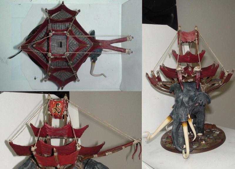 Galerie de figurines des Royaumes Déchus Mumak_13