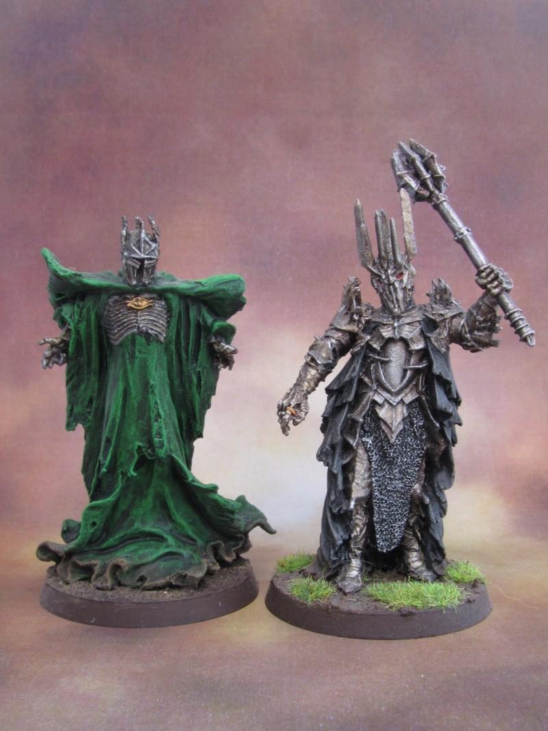 Galerie de mes figurines du Mordor Sauron10