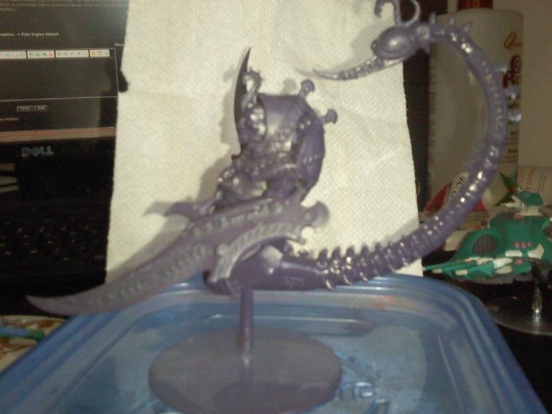 Necrosphinx - > Pain Engine kitbash 04051511