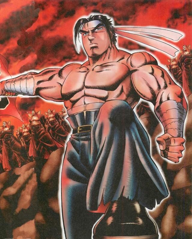 Your favourite manga characters? Shishi11