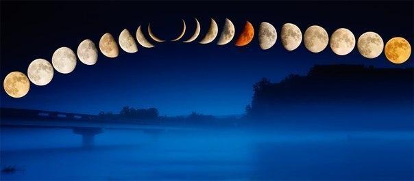 #Магические свойства #фаз луны (подходящие ритуалы, к фазам) 21049910