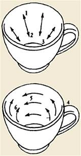Техника гадания на кофейной гуще. Gusha310