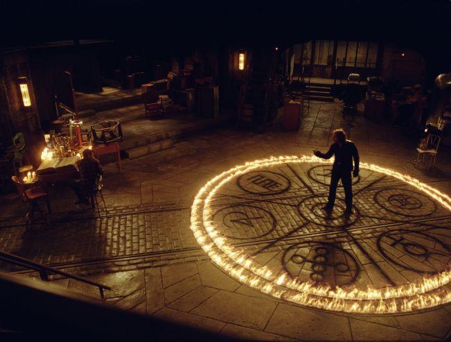 Магический круг The-so10