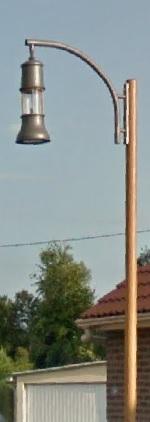 Lanterne Contemporaine de Mineur Whatis10