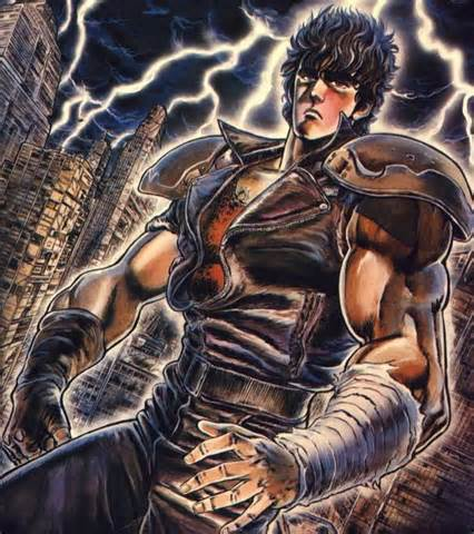 Who is the most powerful fictional character that Kenshiro can defeat? Th-910