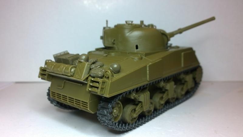 Sherman M4A3 Calliope  ITALERI au 1/35e Wp_20193