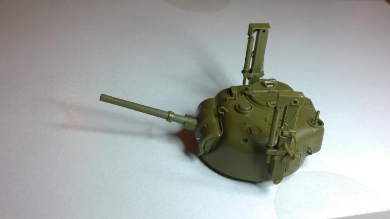 Sherman M4A3 Calliope  ITALERI au 1/35e Wp_20206