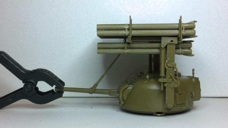 Sherman M4A3 Calliope  ITALERI au 1/35e Wp_20207