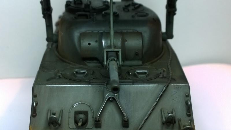Sherman M4A3 Calliope  ITALERI au 1/35e Wp_20274