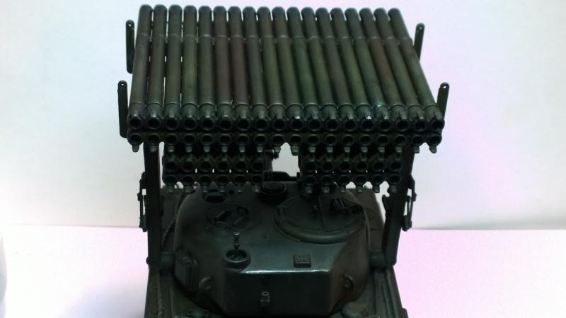 Sherman M4A3 Calliope  ITALERI au 1/35e Wp_20276
