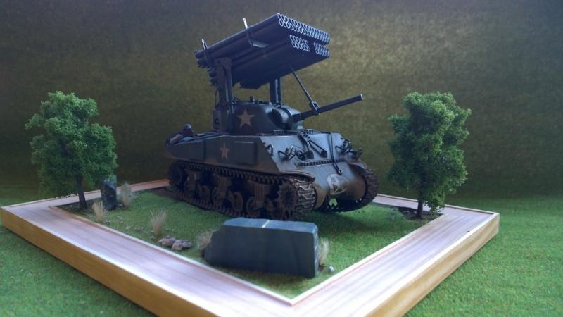 Sherman M4A3 Calliope  ITALERI au 1/35e Wp_20306