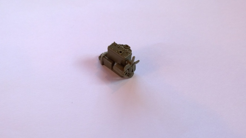 Jeep Willys MB - 1/35e - Tamiya Wp_20318