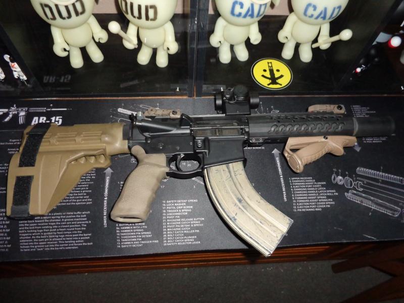 GUN MOD CONTEST PRIZE - CUSTOM GUN.  Dsc01110