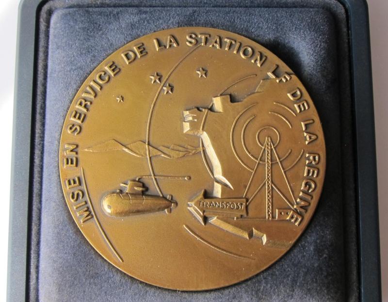 [ Les stations radio de télécommunications] Station radio La Régine La_ryg13