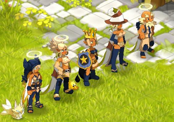 La moitié de ma team :p ( Team Oxy ) Team110