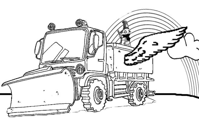 Candidature de la guide Vol de Nuit [ Daddy's Home ]  Camion10