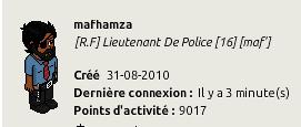 [C.H.U] Rapports d'activité de mafhamza=Bann - Page 2 115