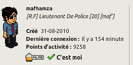 [P.N] Rapports d'activité de mafhamza=Bann - Page 3 126
