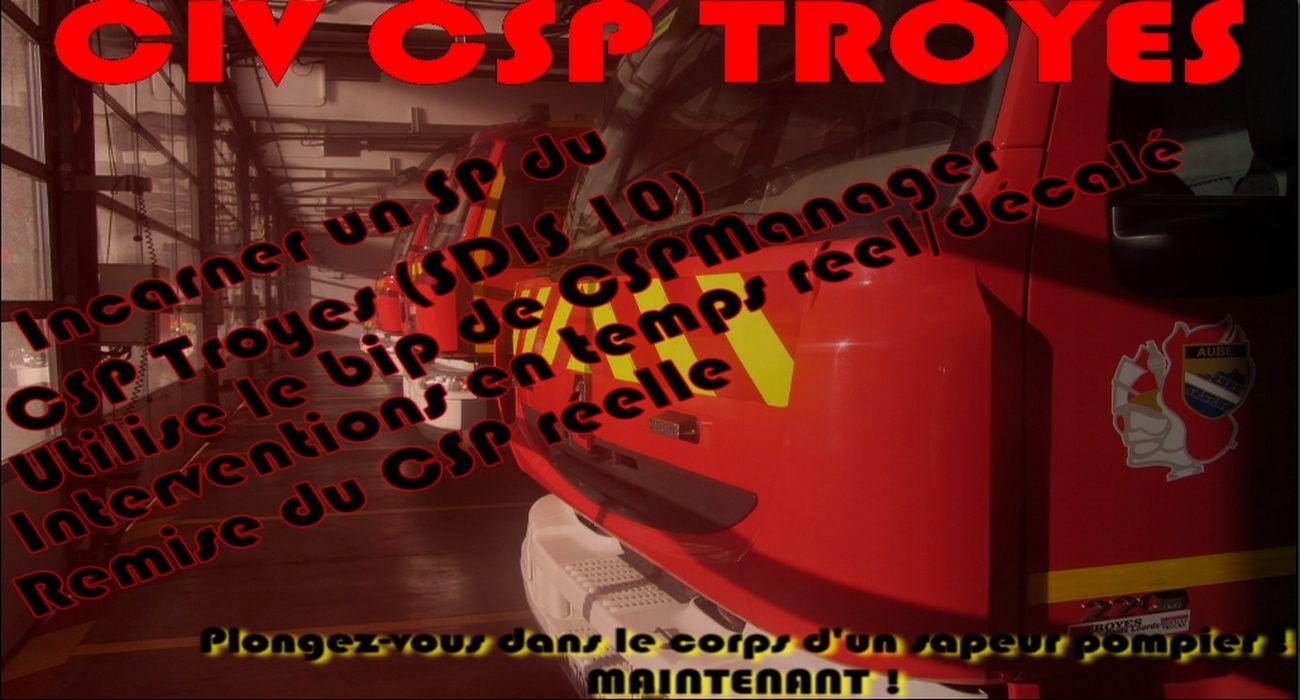 CIV CSP Troyes
