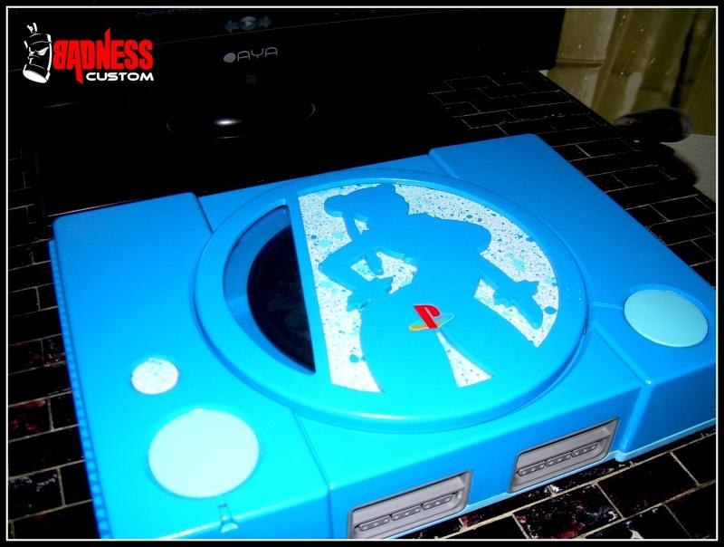 "Playstation 1 CusTOM "" Street Chun Li "" (4) Chun_l12"