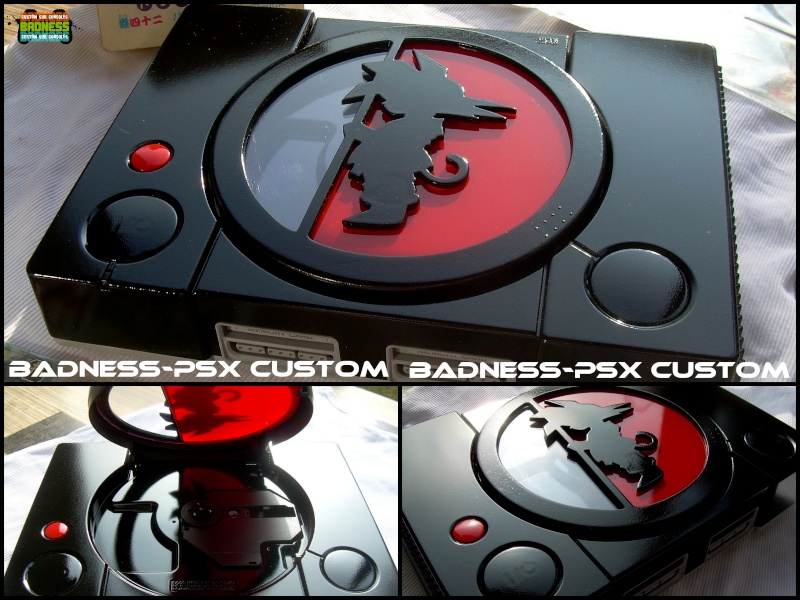 "Playstation 1 CusTOM "" Goku "" (3) Psx_db10"