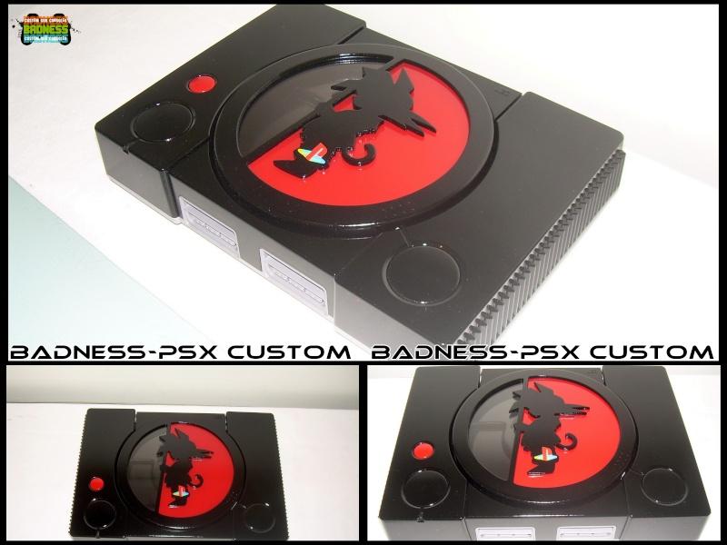 "Playstation 1 CusTOM "" Goku "" (3) Psx_db11"