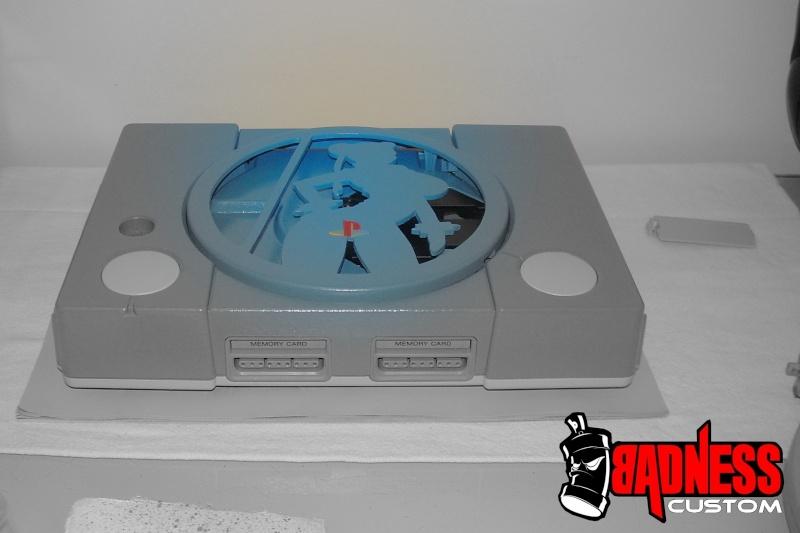 "Playstation 1 CusTOM "" Goku "" (3) Vfvf10"