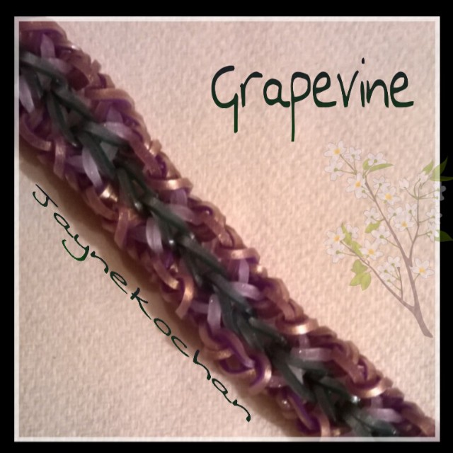 Hook only : Grapevine Grapev10