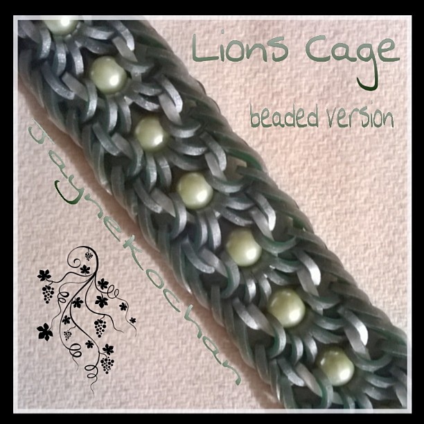 Hook only : Lions Cage Lions_11