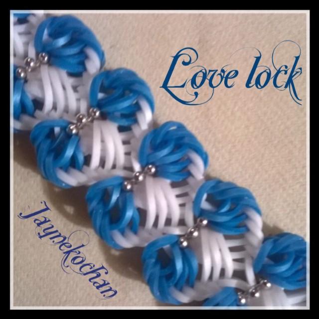 Hook only : Love Lock Love_l10