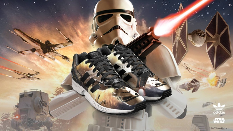 Adidas goes StarWars 10847411