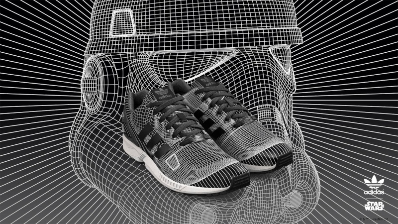 Adidas goes StarWars 11206510