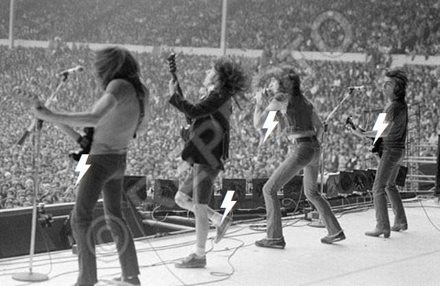 1979 / 08 / 18 - UK, London, The empire stadium wembley 0910