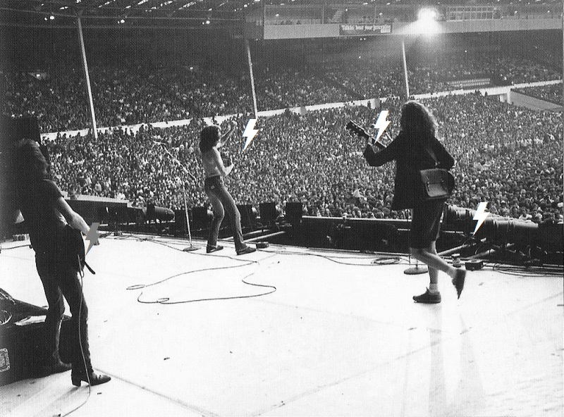 1979 / 08 / 18 - UK, London, The empire stadium wembley 1213